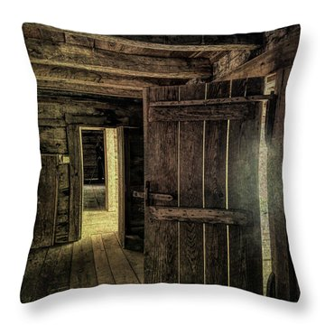 Tipton Cabin Throw Pillow