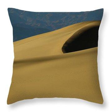 Tones Of Mesquite Throw Pillow