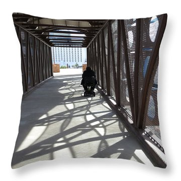 Universal Design Throw Pillow