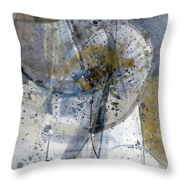 Untitled - Abstract Throw Pillow
