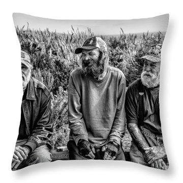 U.s. Veterans Today Throw Pillow