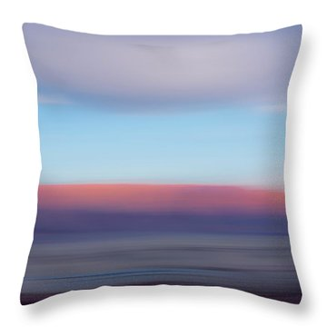 Vermilion Cliffs Throw Pillow