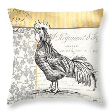 Vintage Farm 1 Throw Pillow