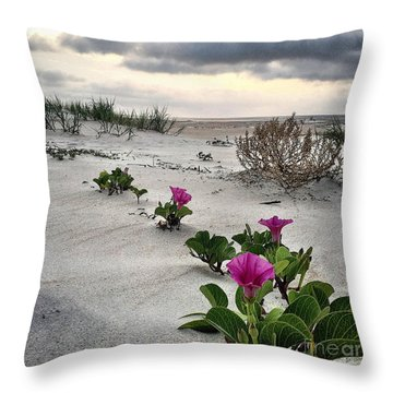 Throw Pillow featuring the photograph Weekend Glories 6.18.16 by LeeAnn Kendall