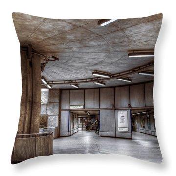 Westminster Throw Pillow by Svetlana Sewell