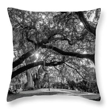 When I Dream... Throw Pillow