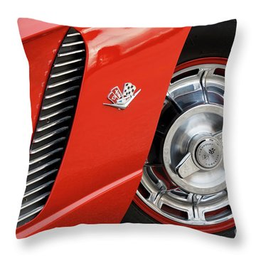 Throw Pillow featuring the photograph Where Were You In '62 by Dennis Hedberg