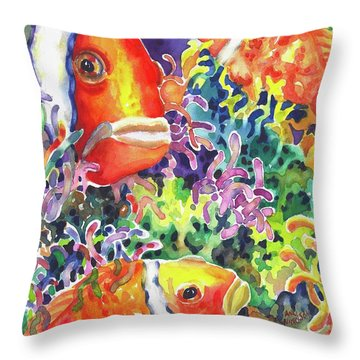 Where's Nemo I Throw Pillow