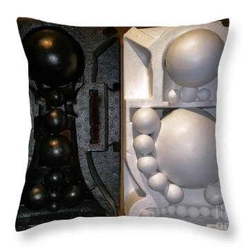 Willendorf Wedding Throw Pillow