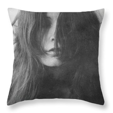 Wings On The Ground 2 Throw Pillow
