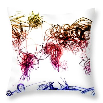 Writing Throw Pillows