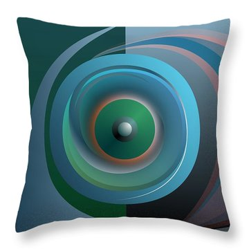 Wysiwyg Throw Pillow by Leo Symon