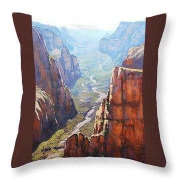 Desert Southwest Throw Pillows