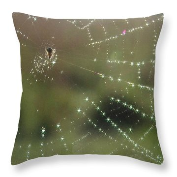 1000 Sunrises Throw Pillow by Don Youngclaus