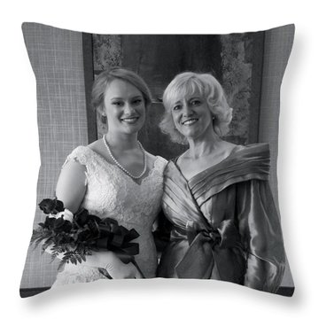 104 Throw Pillow