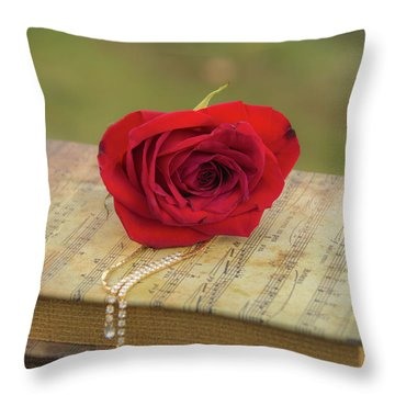 10754 For You My Love Throw Pillow