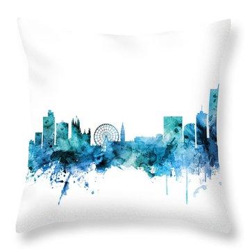 Manchester Throw Pillows