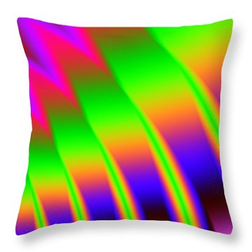 110 In The Shade Throw Pillow