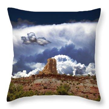 San Rafael Wilderness Throw Pillows
