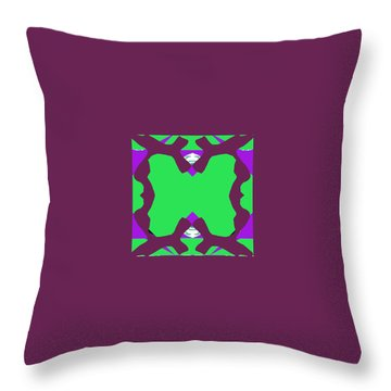1_120915 Throw Pillow