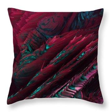 112815 Throw Pillow