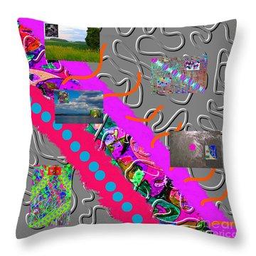 12-31-2056u Throw Pillow