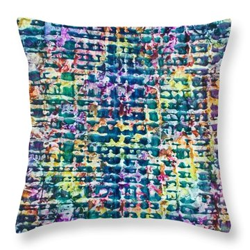 12-offspring While I Was On The Path To Perfection 12 Throw Pillow