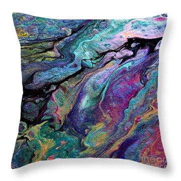 #1260 Throw Pillow