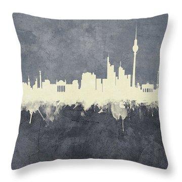 Berlin Throw Pillows
