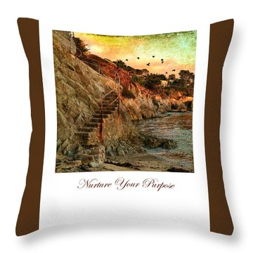 135 Fxq Throw Pillow
