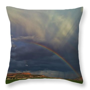 Bicknell Throw Pillow