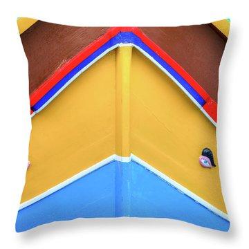 Gozo Throw Pillows