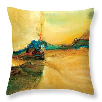 141 Throw Pillow