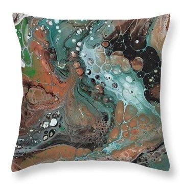 #144 Throw Pillow