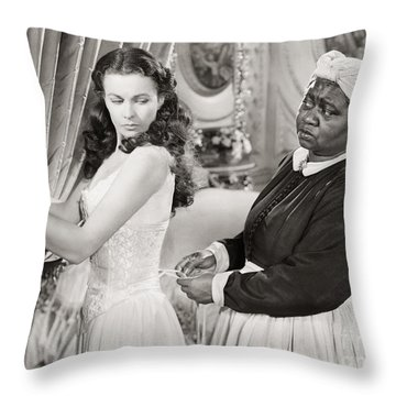 Gone With The Wind, 1939 Throw Pillow by Granger