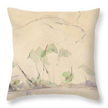 Victoire Throw Pillows