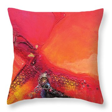 150 Throw Pillow