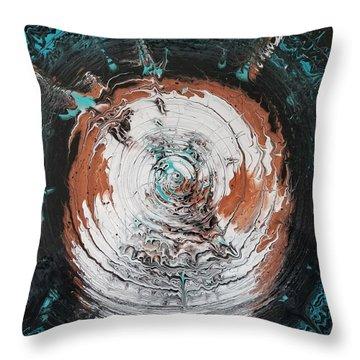 #152 Throw Pillow