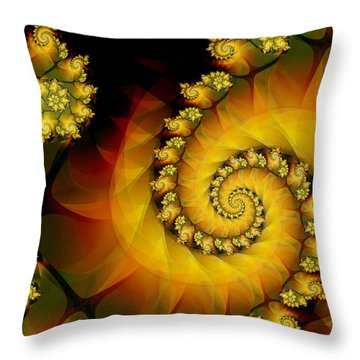 1530 Throw Pillow