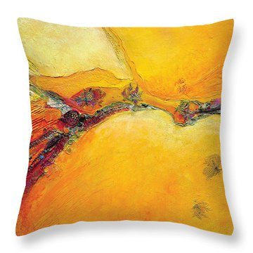 155 Throw Pillow