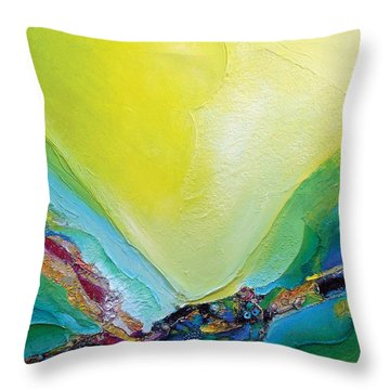158 Throw Pillow
