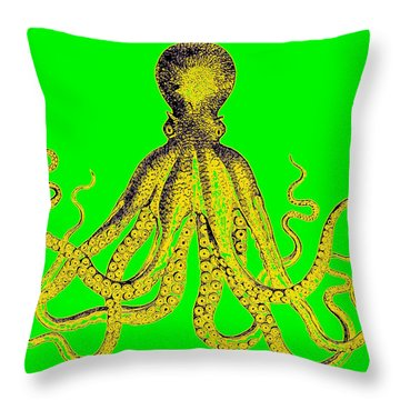 New Upload Throw Pillow by Gillis Cone