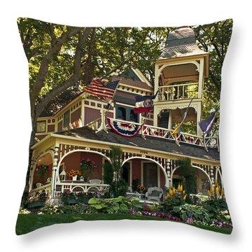 1794 Bayview Throw Pillow
