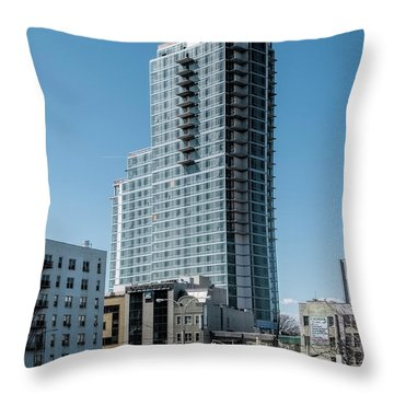 18apr17b Throw Pillow