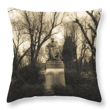 Fine Art Throw Pillow by Gianfranco Evangelista