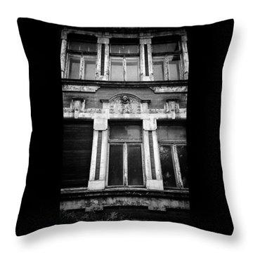 1909  #ndh #nordhausen #nokia Throw Pillow by Mandy Tabatt