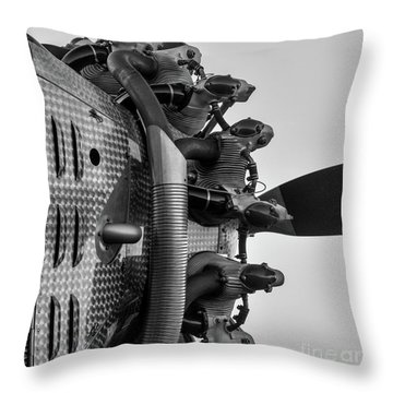1929 Hamilton H-47 Throw Pillow