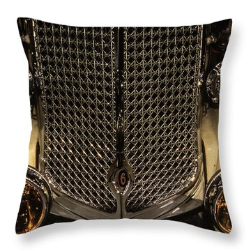 1931 Chrysler Throw Pillow