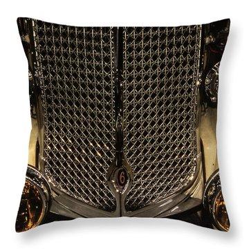 1931 Chrysler Throw Pillow