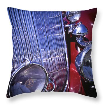 1936 Auburn  Throw Pillow